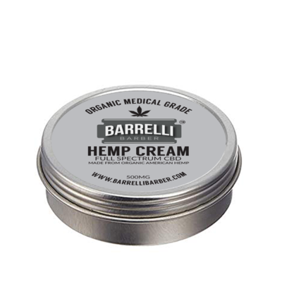 Barrelli Barber | Men's Grooming Products
